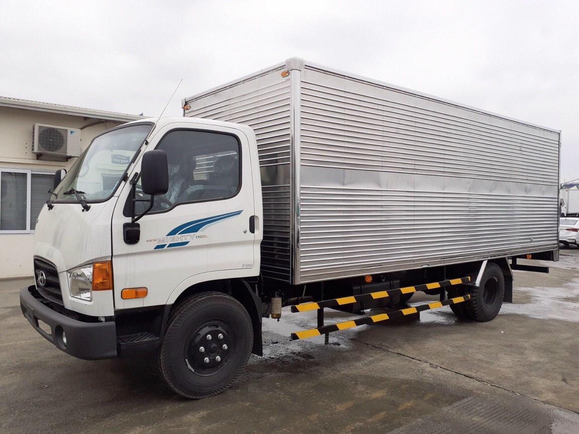 Xe tải HYUNDAI MIGHTY 110SL 7 TẤN - 2021 thùng dài 5,7m