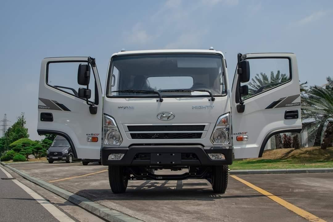 Xe HYUNDAI mighty EX8 GT 8 tấn - 2021