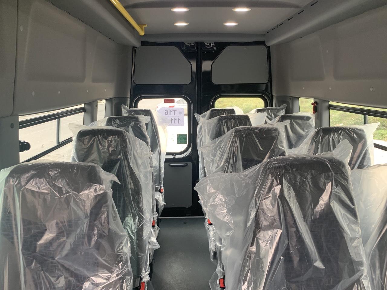 Xe khách Gaz 17 chỗ - nhập khẩu Nga