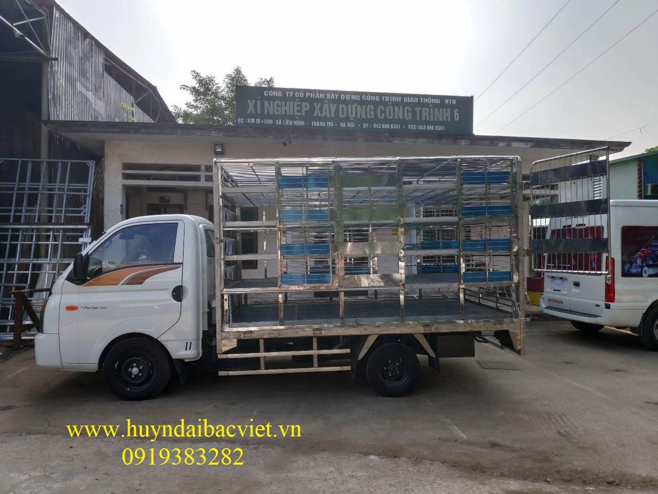 hyundai 1,5 tấn chở gia cầm 04