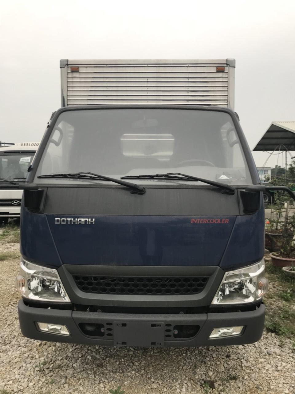 Xe Đô Thành IZ49 E4 2,5 tấn - 2020