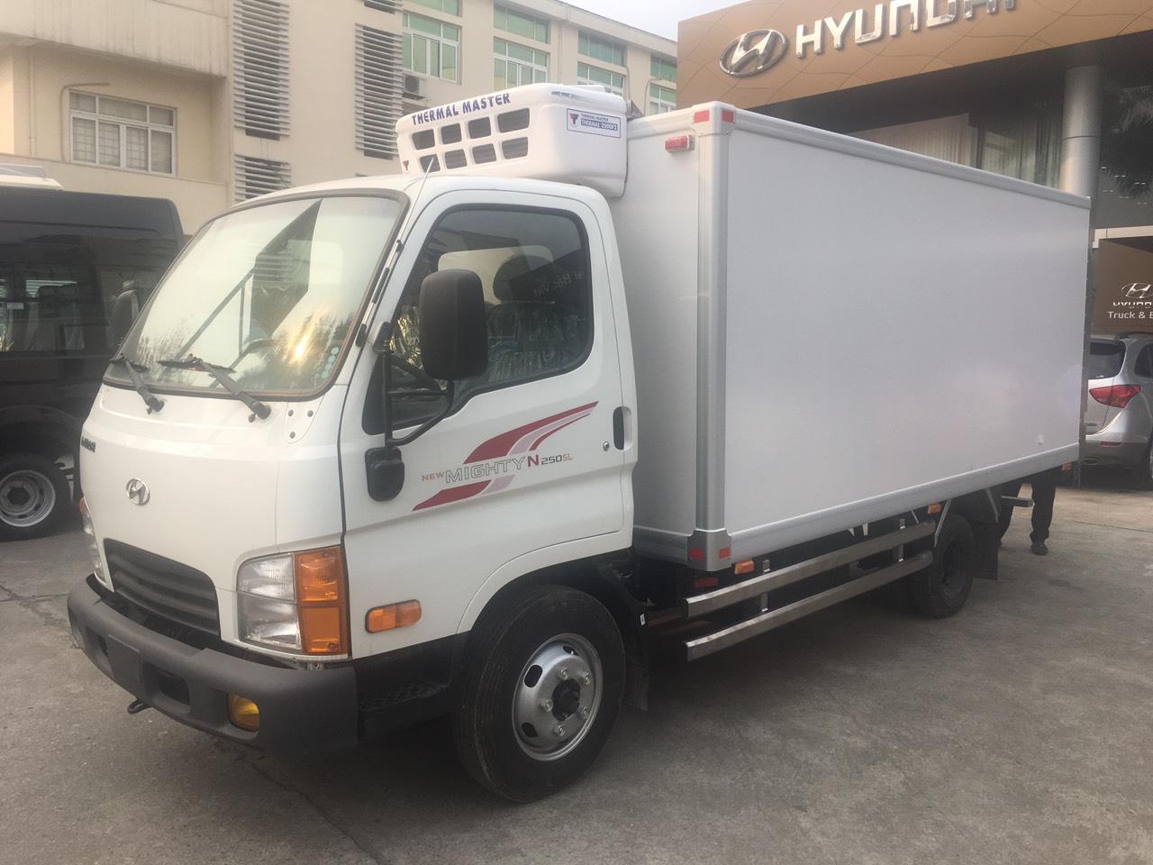 Xe tải HYUNDAI N250SL ĐÔNG LẠNH - 2021