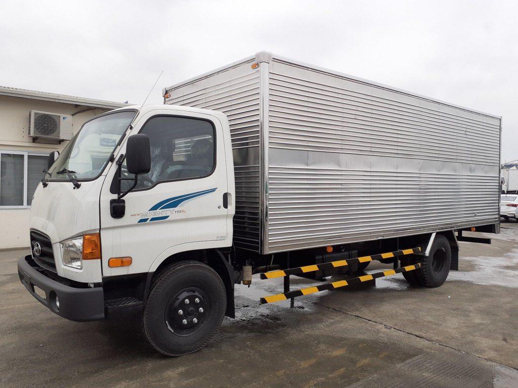 Xe tải Hyundai mighty 110sp 7 Tấn - 2020 thùng 5m