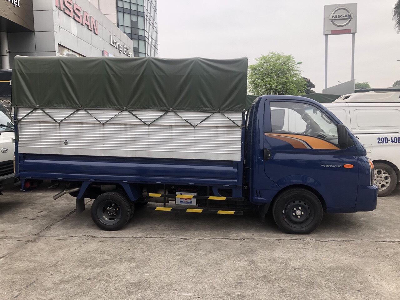 xe tải hyundai New Porter H150 - 2021